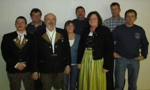 Ehrungen bei der Jahres Hauptversammlung 2012