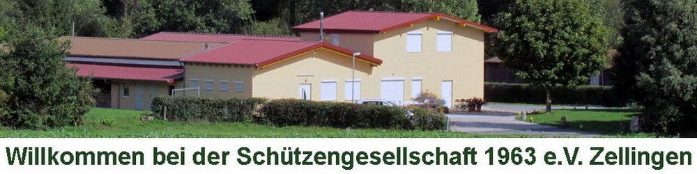 Webseite der Schützengesellschaft 1963 e.V. Zellingen
